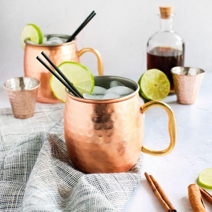 cinnamon moscow mule