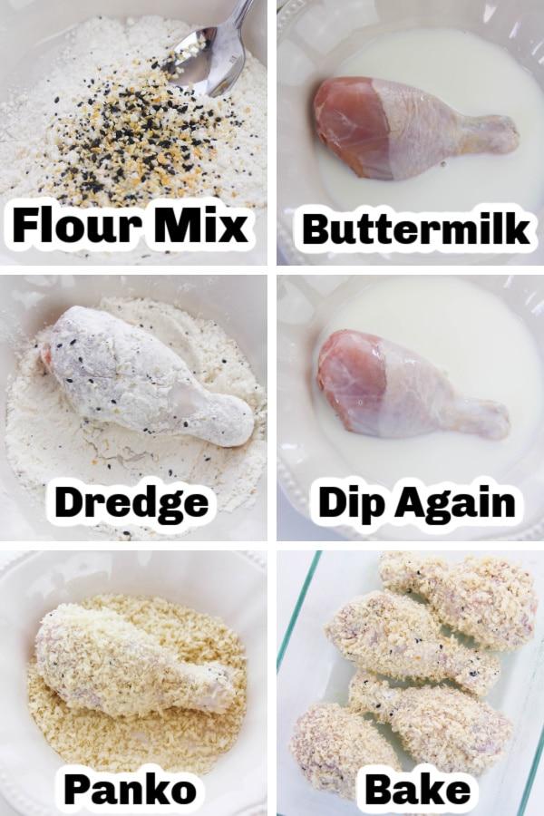 bagel seasoning chicken