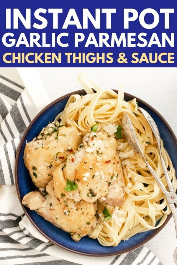 garlic parmesan chicken thighs