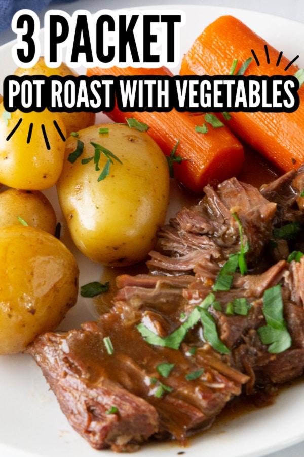 3 Packet roast