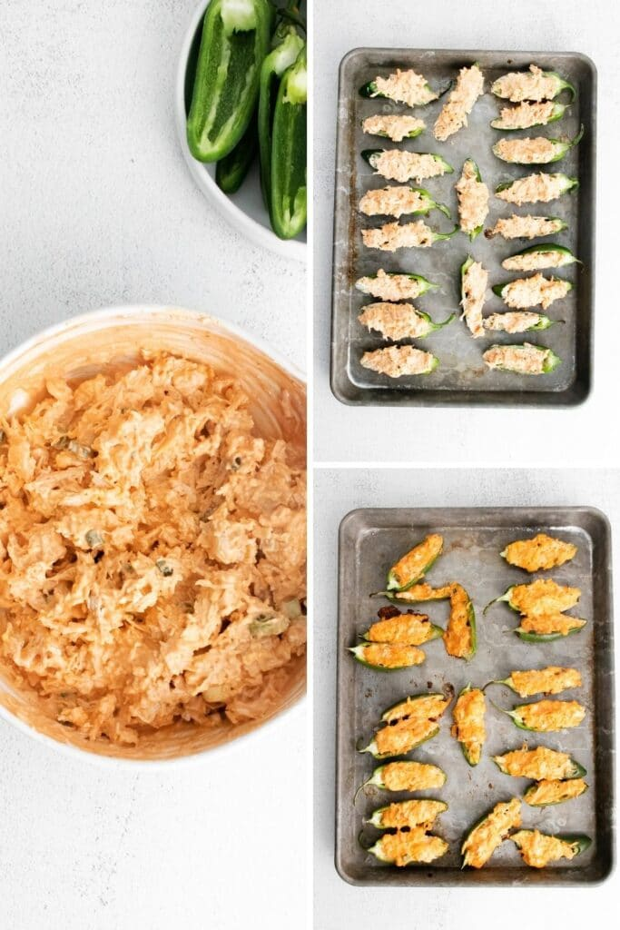 buffalo chicken jalapeno appetizer
