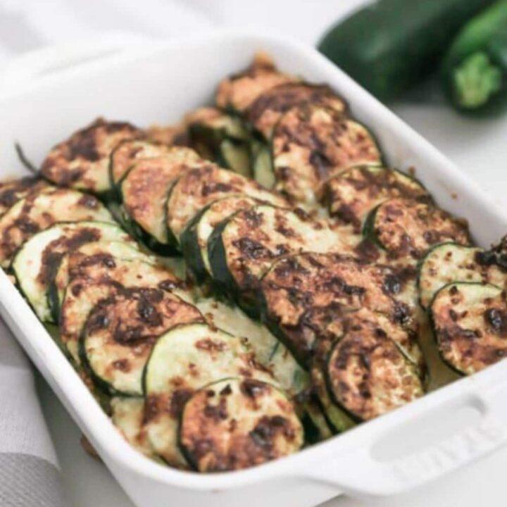 zucchini in casserole