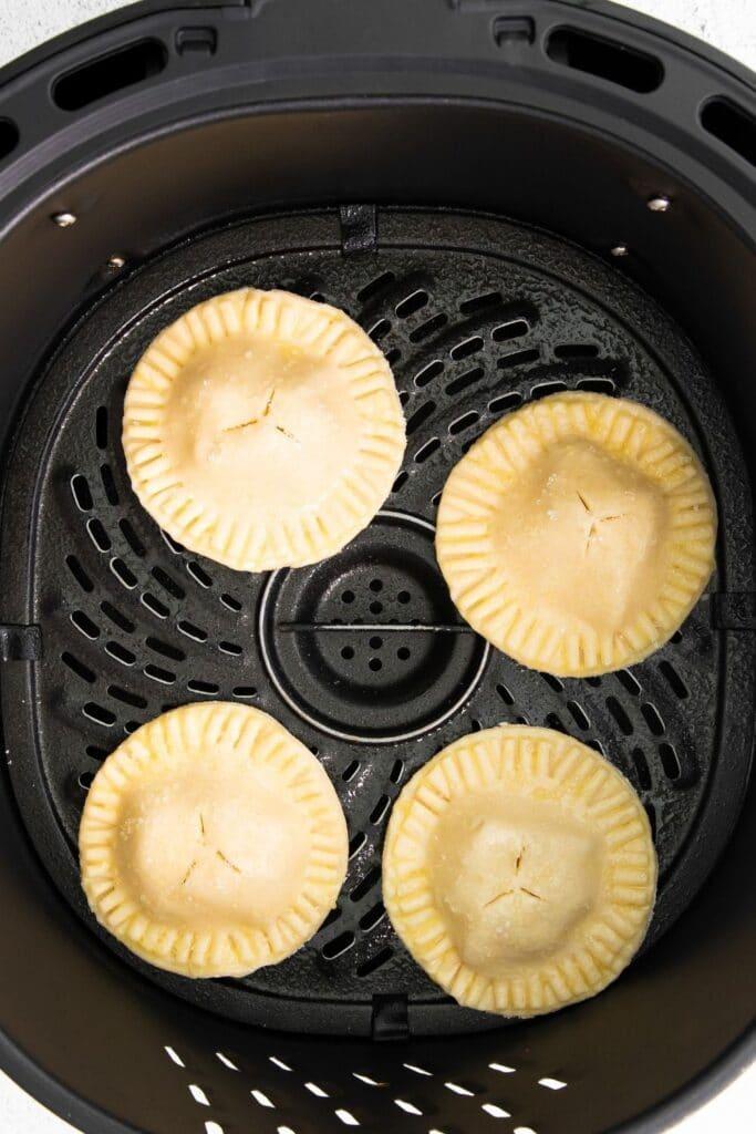 apple hand pies in air fryer
