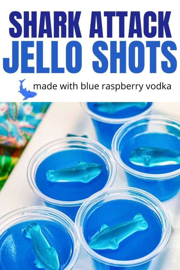 shark jello shots