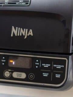 Ninja Foodi Grill on counter