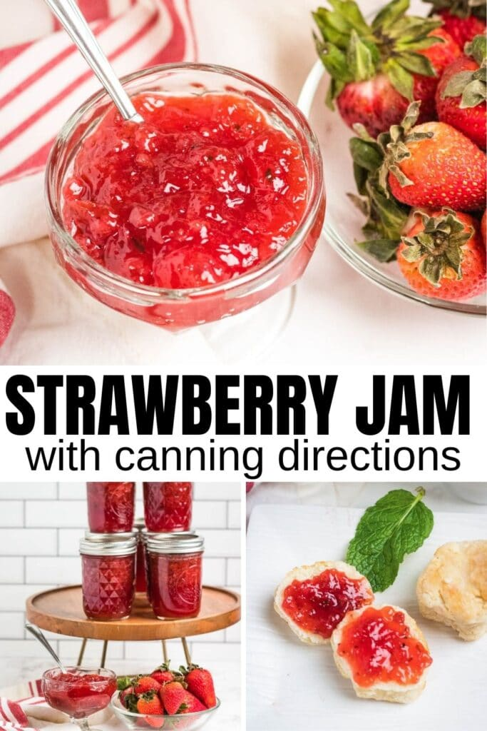 strawberry jam pictures