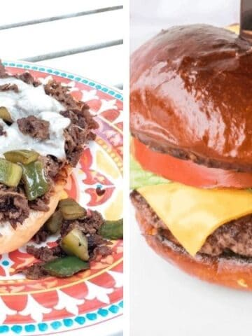 two sandwiches on blackstone griddle recipes