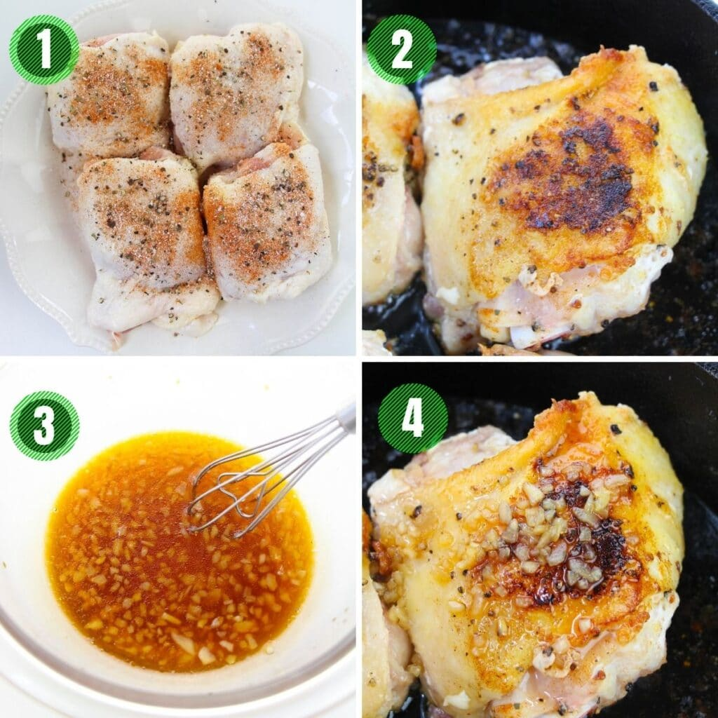 steps on how to make honey lime chicken