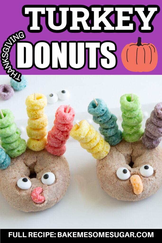 turkey donuts